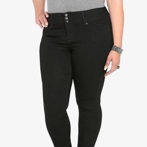 Black Wash Jegging